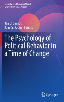 Image for The Psychology of Political Behavior in a Time of Change