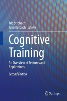 Image for Cognitive Training : An Overview of Features and Applications