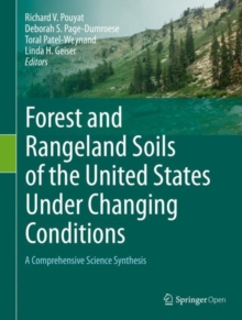 Image for Forest and Rangeland Soils of the United States Under Changing Conditions : A Comprehensive Science Synthesis