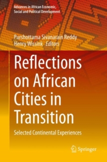Image for Reflections on African Cities in Transition : Selected Continental Experiences