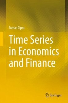 Image for Time Series in Economics and Finance