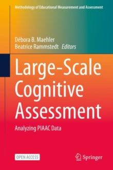Image for Large-Scale Cognitive Assessment : Analyzing PIAAC Data