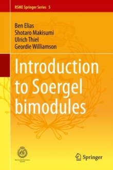 Image for Introduction to Soergel Bimodules
