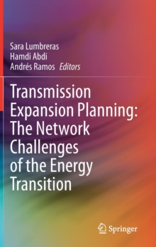 Image for Transmission Expansion Planning: The Network Challenges of the Energy Transition