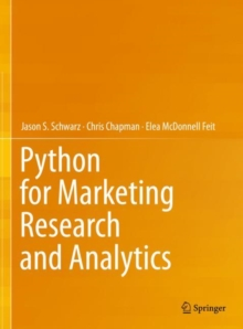Image for Python for Marketing Research and Analytics