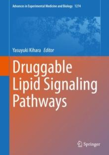 Image for Druggable Lipid Signaling Pathways