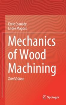 Image for Mechanics of Wood Machining