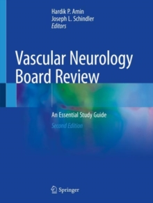 Image for Vascular Neurology Board Review : An Essential Study Guide