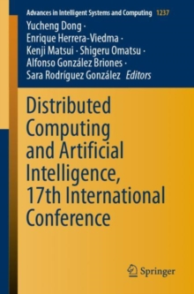 Image for Distributed Computing and Artificial Intelligence, 17th International Conference