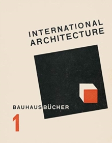 Image for International architecture
