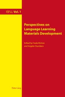 Image for Perspectives on language learning materials development