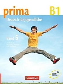 Image for Prima - Deutsch fur Jugendliche : Schulerbuch 5 (B1)