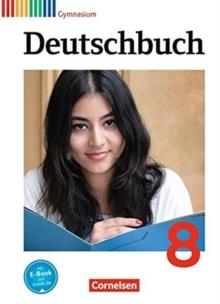 Image for Deutschbuch : Schulerbuch 8