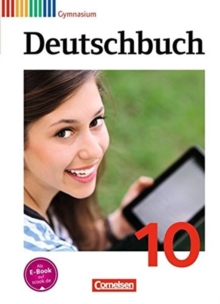 Image for Deutschbuch : Deutschbuch 10