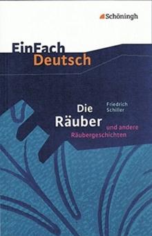 Image for DIE RAUBER, UND ANDERE RAUBERGESCHICHTEN
