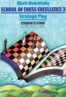 Image for School of chess excellence3: Strategic play