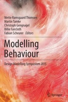 Image for Modelling behaviour  : design modelling symposium 2015