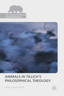 Image for Animals in Tillich's philosophical theology