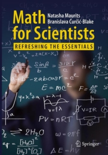 Image for Math for Scientists : Refreshing the Essentials