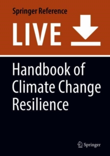 Image for Handbook of Climate Change Resilience