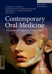 Image for Contemporary Oral Medicine : A Comprehensive Approach to Clinical Practice