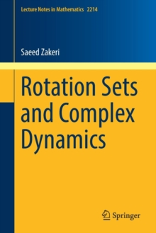 Image for Rotation sets and complex dynamics