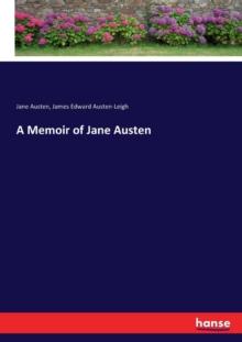 Image for A Memoir of Jane Austen