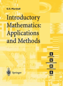 Image for Introductory mathematics  : applications and methods
