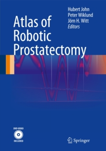 Image for Atlas of robotic prostatectomy