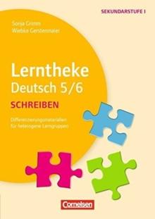 Image for LERNTHEKE DEUTCH 5 6