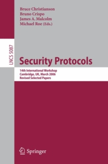 Image for Security protocols