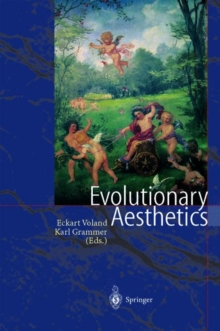 Image for Evolutionary aesthetics