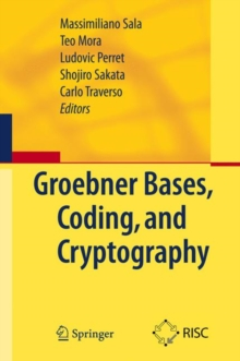 Image for Groebner Bases, Coding, and Cryptography