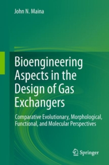 Image for Bioengineering aspects in the design of gas exchangers  : comparative evolutionary, morphological, functional, and molecular perspectives