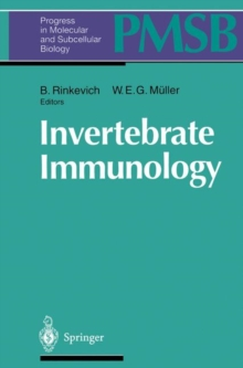 Image for Invertebrate Immunology