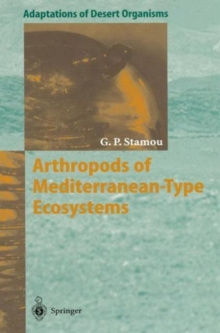 Image for Arthropods of Mediterranean-Type Ecosystems