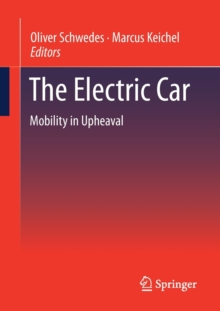 Image for The Electric Car : Mobility in Upheaval