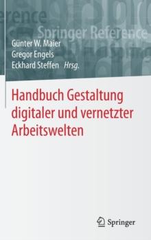 Image for Handbuch Gestaltung digitaler und vernetzter Arbeitswelten