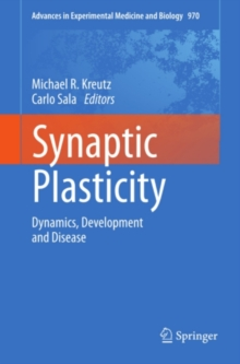 Image for Synaptic plasticity: dynamics, development and disease