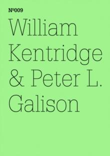 Image for William Kentridge & Peter L. Galison : Die Ablehnung der Zeit