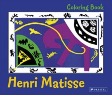 Henri Matisse: Coloring Book
