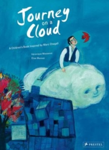 Image for Journey on the clouds  : a children's book inspired by Marc Chagall