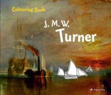 J M W Turner Coloring Book