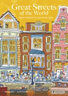 Image for Great Streets of the World: From London to San Francisco