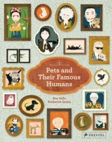 Image for Pets and their famous humans