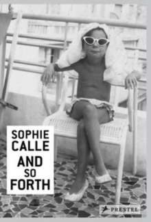 Image for Sophie Calle and so forth
