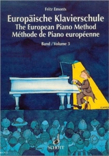 Image for EUROPEAN PIANO METHOD BAND 3