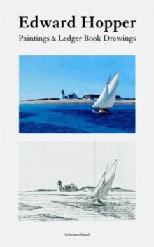Image for Edward Hopper  : paintings & ledger book drawings