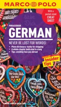 Image for German phrasebook