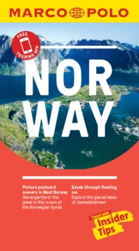 Image for Norway Marco Polo Pocket Travel Guide - with pull out map